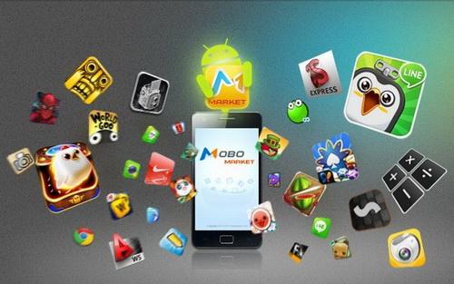 Mobo Market скачать на андроид
