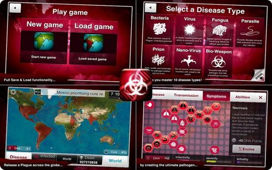 Plague inc на планшет