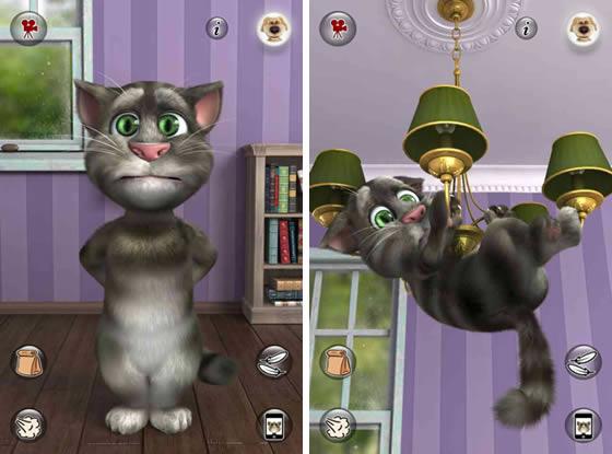 Скачать бесплатно на самсунг кота тома